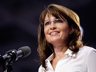 Sarah Palin Calls Controversy Over  Wardrobe 'Ridiculous'