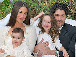 Soleil Moon Frye Renews Wedding Vows