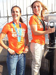 Former Olympians Ready for the N.Y.C. Marathon