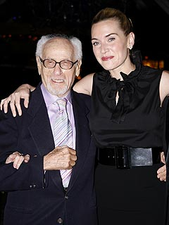 Kate Winslet Calls 92-Year-Old Costar 'Sexy'