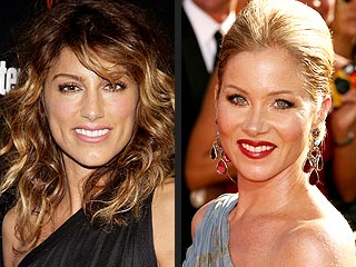 Jennifer Esposito Finds Christina Applegate a &#39;Huge Inspiration&#39;