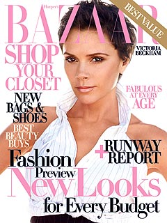 How Victoria Beckham Turns into 'Victoria Beckham'