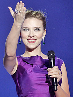 Scarlett Johansson Hopes to Do a Second Album
