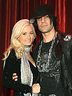 Criss Angel's Birthday Present: Holly Madison