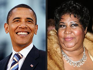 Aretha Franklin, Itzhak Perlman to Rock Obama Inauguration