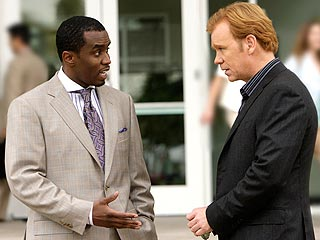 PHOTO: Sean Combs Plays A Lawyer On CSI: Miami