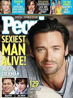 Hugh Jackman: The Sexiest Man Alive