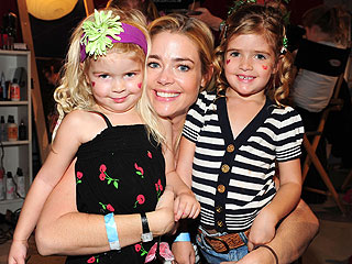Denise Richards Adopts a Baby Girl