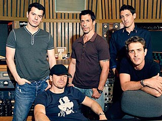 NKOTB Teams Up With Natasha Bedingfield