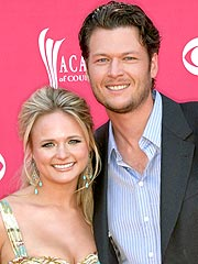 Country Couple Miranda Lambert and Blake Shelton Dish on Their Romance
