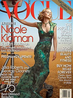 Nicole Kidman Calls Being Pregnant 'So Primal'