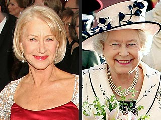 The Queen's Helen Mirren Meets the Real Queen