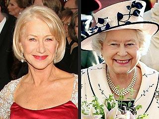 The Queen's Helen Mirren Meets the Real Queen