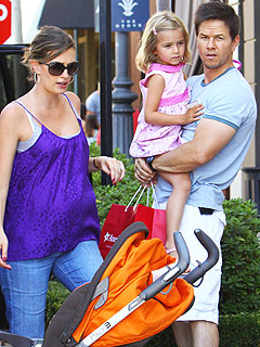 PHOTO: Another Baby for Mark Wahlberg and Rhea Durham?