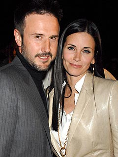 Courteney Cox and David Arquette Get Ready to Scream Again
