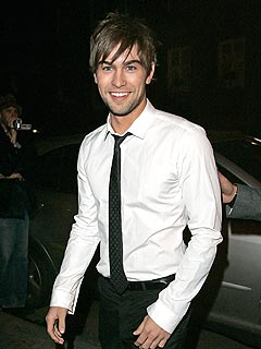 It's Official: Chace Crawford's Gettin' Footloose