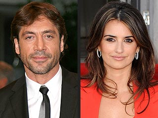 Expectant Parents Javier Bardem & Pen&#233;lope Cruz Visit Paris