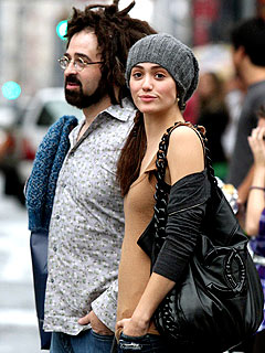 Emmy Rossum and Adam Duritz Have Split Up