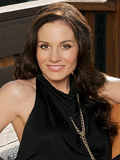 American Idol Judge Kara DioGuardi Weds in Maine
