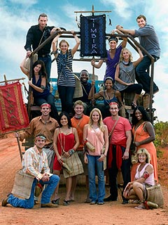 PHOTO: The Cast of Survivor: Tocantins &#8212; The Brazilian&nbsp;Highlands