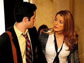 Gossip Girl: Serena Catches Dan with Teacher!