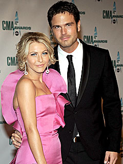 Source: Julianne Hough and Chuck Wicks Split