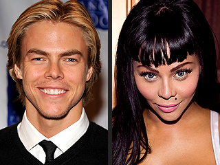 Derek Hough:  Lil' Kim 'Will Surprise a Lot of People'
