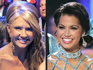 Nancy O'Dell Rooting for Melissa Rycroft to WinDWTS