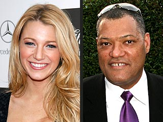 Blake Lively, Laurence Fishburne to Present Golden Globes
