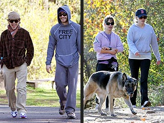 Reese & Jake Take a Hike – with Robert Downey Jr.