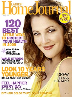 Drew Barrymore Says She Still Believes in Love
