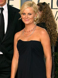 Real-life Baby Mama Amy Poehler Talks About New Son, New Show