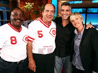 Ellen Finally Gets Her Man: George Clooney