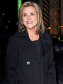 QUOTED: Meredith Vieira Talks About Gettin' Lucky