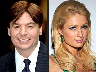 Mike Myers, Paris Hilton Lead Razzie Nominations