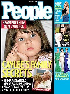 COVER SNEAK PEEK: Caylee Anthony's Family Secrets