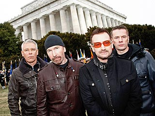 U2, Gwyneth Paltrow Headed to the Grammys