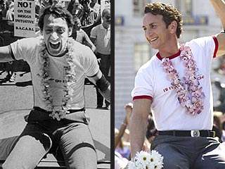 Sean Penn Seeks Statewide Harvey Milk Day