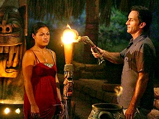 Carolina Is the First to Go On Survivor:Tocantins