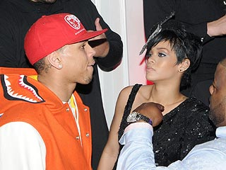 Source: Chris Brown 'Knocked Around' Rihanna
