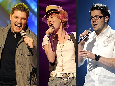 American Idol: Meet the First Contestants to Make Top 12