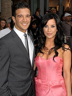 New Couple Alert: Dancing's Mark Ballas & Idol's Joanna Pacitti!