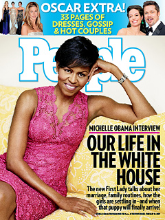 COVER: First Daughters' White House Rules