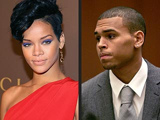 Chris Brown and Rihanna Record a Duet