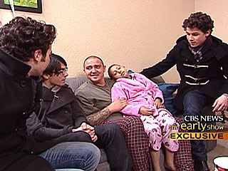 Jonas Brothers Help Little Girl's Dream Come True