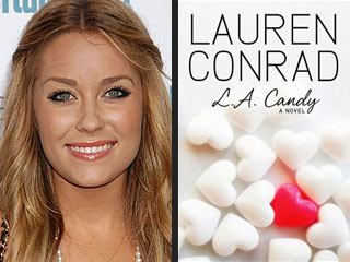 Lauren Conrad's Book Hits Best-Seller List - L.A. Candy, Lauren Conrad