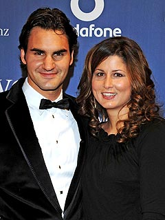 It's Twin Girls for Roger Federer