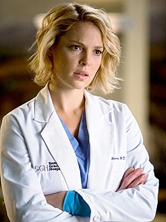 Katherine Heigl Taking Grey's Anatomy Hiatus