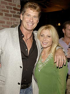 David Hasselhoff's Ex-Wife Begins Jail Sentence