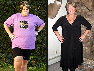 Biggest Loser's Cathy Talks About a Mother's Sacrifice